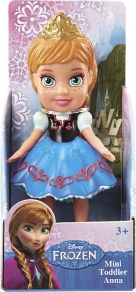 "3"" Frozen - Disney Mini princezničky"