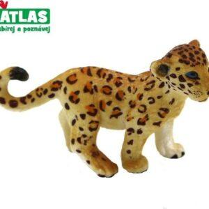A - Figurka Leopard mládě 5