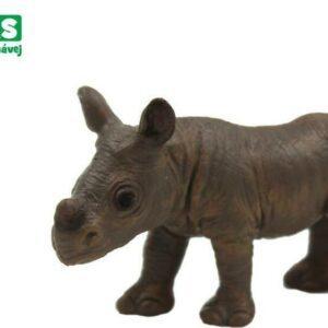 A - Figurka Nosorožec mládě 7cm