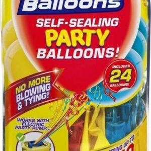 Zuru - party balónky (Red/Blue/Yellow)