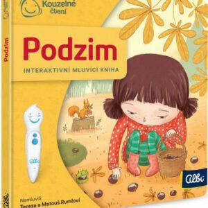 Kouzelné Čtení: Minikniha - Podzim
