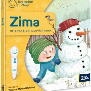 Kouzelné Čtení: Minikniha - Zima