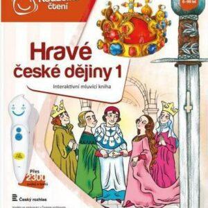 Kouzelné čtení : Kniha Hravé české dějiny 1