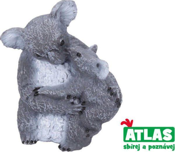 A - Figurka Koala 4 cm