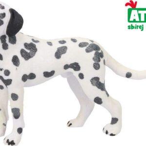 B - Figurka Pes Dalmatin 10