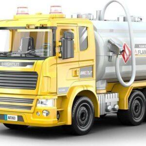 Auto - Cisterna - skládací model 32 cm