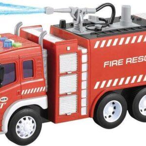 Auto hasičské s vodním dělem 27 cm