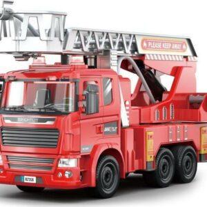 Auto hasičské - skládací model 40 cm