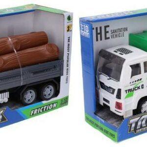 Auto nákladní/popelářské 26 cm