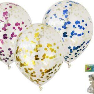 Balónek nafukovací 30cm - sada 5ks