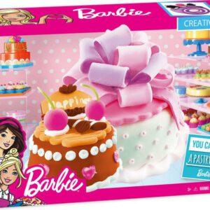 Barbie RB COLOUR Modelína - Dortíky