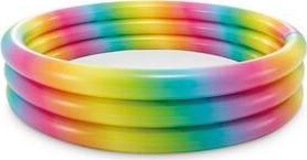 Bazén barevný - vlnky 168 x 38 cm