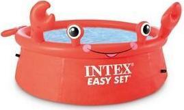 Bazén Happy crab