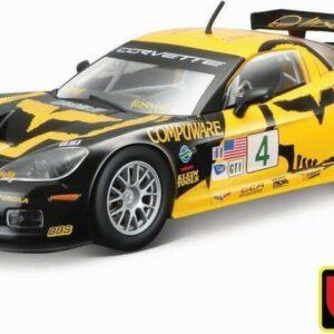 Bburago 1:24 Race Chevrolet Corvette C6R - II. JAKOST