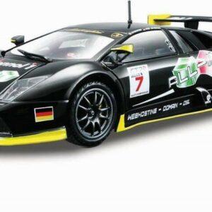Bburago 1:24 Race Lamborghini Murciealago GT černá 18-28001 - II.JAKOST