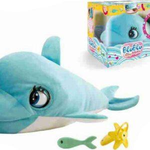 Blu Blu plyšový delfín 60cm se zvukem a doplňky