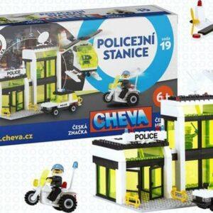 Cheva 19 - Policejní stanice