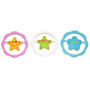 Chrastítko - kruh s hvězdičkou
