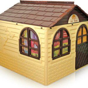 DOLONI Domeček pro děti krémový