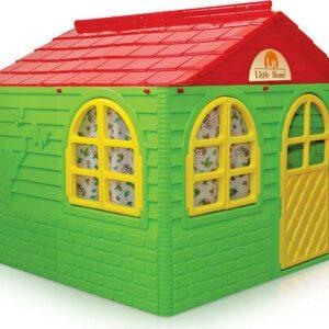 DOLONI Domeček pro děti zelený