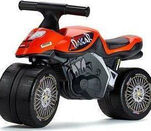 FALK Odrážedlo Dakar Orange baby moto