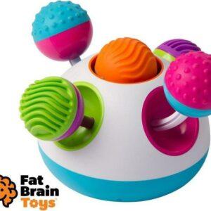Fat Brain motorická hračka Klickity