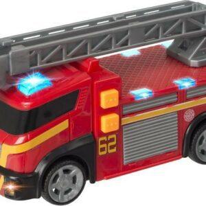 Auto hasičské se světelnými a zvukovými efekty 16 cm