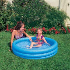 Bazén Crystal 114x25cm