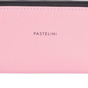 Dámská peněženka velká PASTELINI růžová