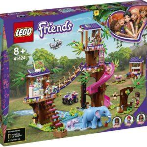 LEGO 41424 Friends Základna záchranářů v džungli
