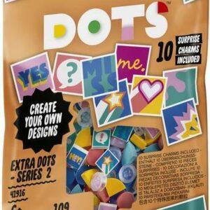 LEGO DOTS 41916 doplňky – 2. série