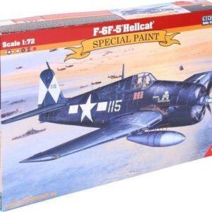 Model letadla F-6F-5 Hellcat 1:72