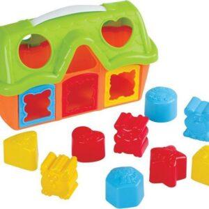 Domeček s tvary