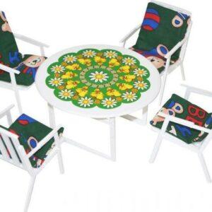 Set stolek a židle