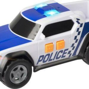 Auto policejní s efekty 16 cm