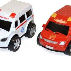 Auto 10 cm ambulance/hasiči