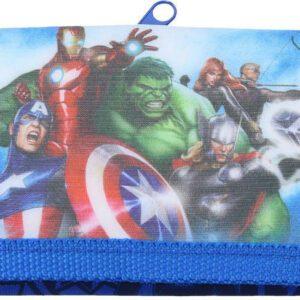 Dětská peněženka Avangers 14 x 9 cm