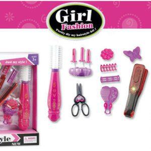 Dívčí kadeřnický set