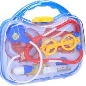 Doktor - set v kufříku 23x22 cm