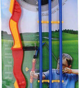Luk dětský plastový set 58 cm 3 šípy