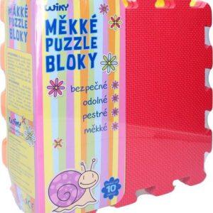 Bloky měkké 10 ks 32x32 cm