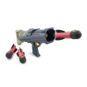 Huntsman Big Bullet Raketomet se 3 náboji 37 cm