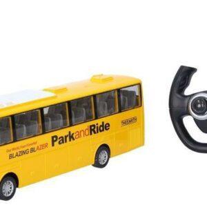 Autobus RC na dálkové ovládání 28 cm