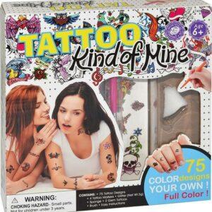 Tetování s fixami