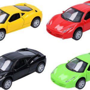 Auto kovové 11