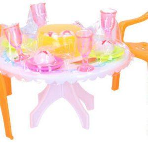 Jídelní set pro panenku