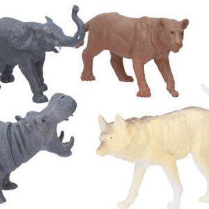 Zvířátka safari set 6 ks