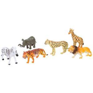 Zvířátka safari 6 ks